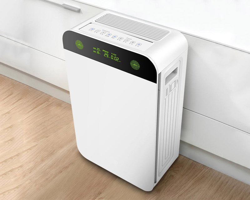 Air purifier housing