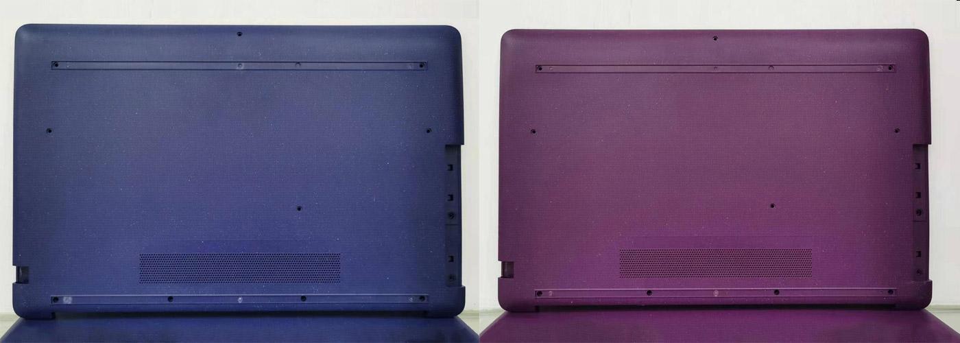 Notebook shell A/C/D pieces
