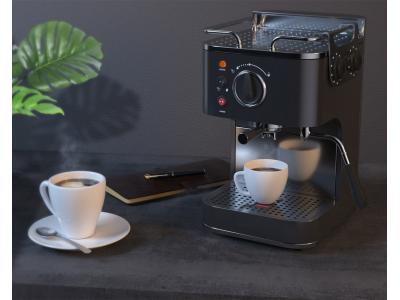 Coffee machine housing