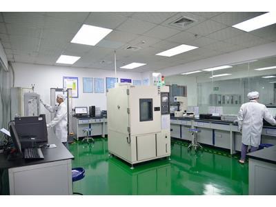 A Corner Of The Laboratory